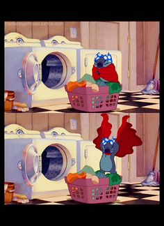 This is why Stitch will forever be my favorite Disney character: Deep down, he is the symbol of childhood and the secret desperate wish to have superpowers (not that Batman had any).