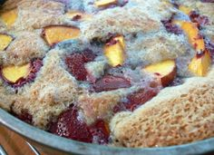 Cobblers, Crisps, Crumbles: Which Is Which?