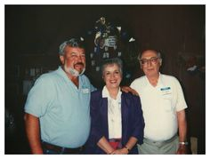 Allan Bryant, Barbra Martin, and Bill Cox