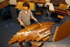 Harry Partch instruments
