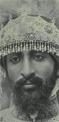 Emperor Haile Selassie Emperor Haile Selassie, born Tafari Makonnen Woldemikael, was Ethiopia's regent from 1916 to 1930 and Emperor of Ethiopia from 1930 to He was the heir to a dynasty that traced its origins by tradition from King … Continue reading → Haile Selassie, Rose Croix, Historia Universal, Black Royalty, African Royalty, African Diaspora, We Are The World, My Black Is Beautiful, African American History