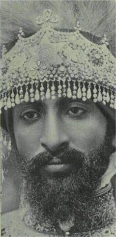 Emperor Haile Selassie. born Tafari Makonnen Woldemikael, was Ethiopia's regent and Emperor