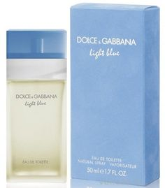 Light Blue da Dolce & Gabbana – EDT