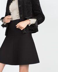 Image 6 of MINI SKIRT from Zara