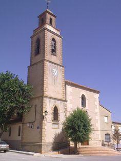 Iglesia Parroquial de Nª. Señora de los Remedios. Hoya-Gonzalo