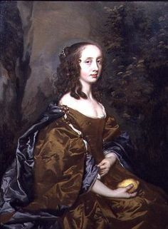 Details of Portrait of a Lady believed to be the Countess of Lindsay by Sir Peter Lely 17th Century Clothing, 17th Century Fashion, 16th Century, Potrait Painting, Woman Painting, Sir Anthony, Baroque Fashion, Historical Clothing, Fashion History