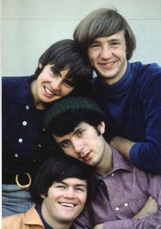 Channeling my inner music geek I love the Monkees!! The Monkees comeback in 1986 is was the catalyst to my complete discovery of The Beatles!!