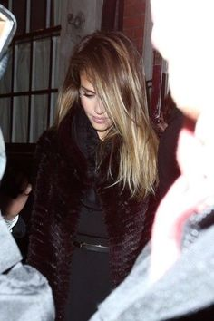 Jessica Alba's hair