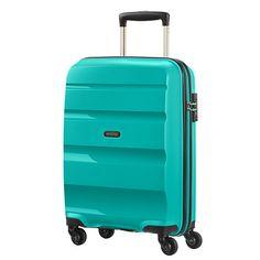 Buy American Tourister Bon Air 4-Wheel 55cm Cabin Suitcase Online at johnlewis.com