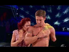Dancing With The Stars 2015 Week 4 - Noah Galloway & Sharna - Contempora...