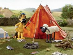 Shaun_the_sheep camping