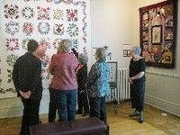 Visit the Virginia Quilt Museum in the historic Warren-Sipe House. The museum features a permanent collection of nearly 300 quilts, a Civil War gallery, antique and toy sewing machines, and rotating exhibits from across the United States.