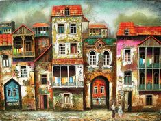 Gökkuşağı Dosyası - Eylül Çoğal: Tatlı Pazartesi | David Martiashvili