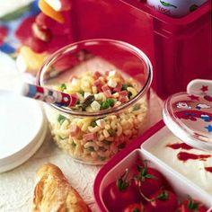 salade de coquillettes pour les enfants