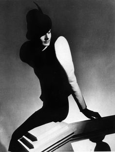 Horst P. Horst: White Sleeve, Paris, 1936