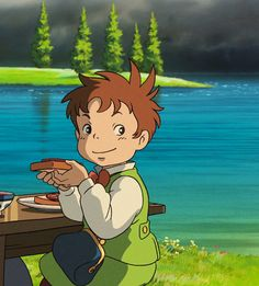 Ghibli Markl from Howl's Moving Castle