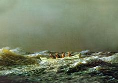 Michael Sowa - Four in a boat.