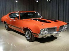 1969 Oldsmobile 442 - Pictures