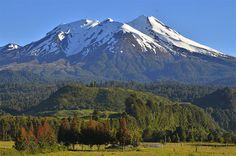 Volcán Calbuco, Chile