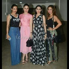 Thank you now we can call them Veeres Bollywood Heroine, Bollywood Actress, Indian Celebrities, Bollywood Celebrities, Summer Outfits, Casual Outfits, Fashion Outfits, Women's Fashion, Kareena Kapoor Khan