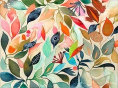 Shannon Newlan - Leaves