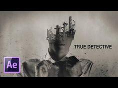 Эффект двойной экспозиции в After Effects (True Detective). - YouTube