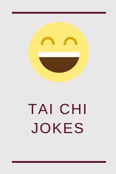 Tai Chi jokes . #taichi #taichichuan #taiji #taijiquan #jokes