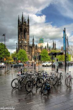 St Thomas at Haymarket - Newcastle upon Tyne, Tyne and Wear England Ireland, England And Scotland, England Uk, Visit England, Newcastle, Places In England, Northern England, British Isles, Great Britain