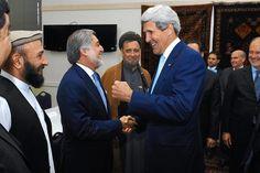 Kerry, Afghans Seek to Resolve Election Stalemate - WSJ