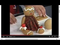 TORRE DE PAPAI NOEIS EM BISCUIT - YouTube