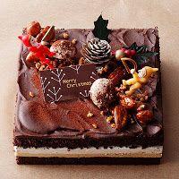ちいさな菓子店 fika.の日々のこと: 2011 クリスマスケーキ