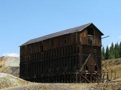 Ibex Mine, Colorado