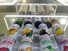 Nuevo soporte decorativo para #Bebidas y #Noodles en PadthaiWok Fuengirola (2)