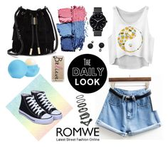 """""""Romwe #4"""" by amra-sarajlic ❤ liked on Polyvore featuring Vince Camuto, Eos, The Horse and Casetify"""