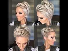 Easy hairstyle - YouTube