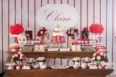 Meu Dia D Mãe - CHá de Fraldas da  Clara - Chá Vermelho e Rosa - Fotos Capella Fotografia (3)