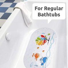 Contour Bath Mat White