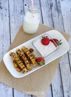 French Toast Frozen Waffles Recipe #4MoreWaffles #CollectiveBias #Shop - Broward Saves