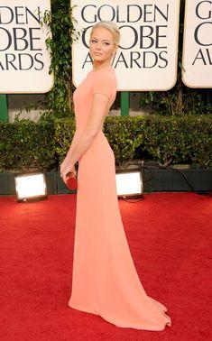 gorgeous gown on Emma Stone.