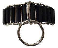 Fetisch Halsband mit D Ring