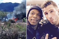 """Ex-Arsenal striker Sylvain Wiltord has tweeted he has """"no words"""" after two helicopters crashed killing 10 people, including three French sports stars, on a reality TV show he was a contestant on."""