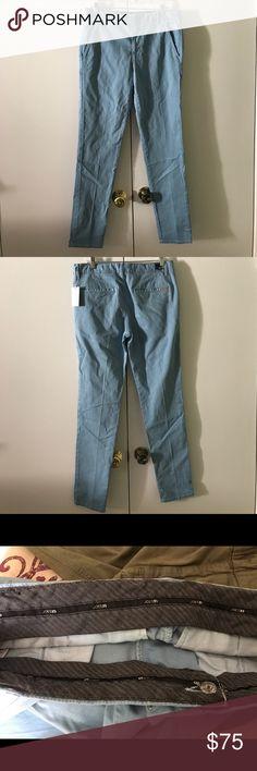 Men trousers blue waist 31 inseam 30 new Joe's Jea Men trousers blue waist 31 inseam 30 new Joe's Jeans retail $158 nice fit Joe's Jeans Pants Chinos & Khakis
