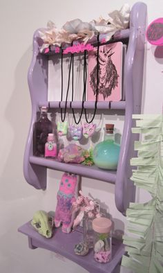 ☽ Glitter Tomb ☾ - Witch Shop by Akshully Support her work here!