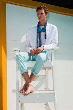 Cravates. Hermes SS16 Lookbook. Photo by Walter Pfeiffer. Styling by Mattias Karlsson. menswear mnswr mens style mens fashion fashion style campaign hermès lookbook