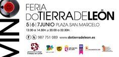 La DO Tierra de León promocionará con 16 bodegas sus vinos crianza y reserva los días 5, 6 y 7 en León capital.