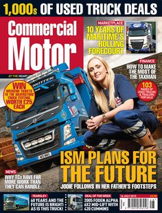 Commercial Motor cover date 16 July 2015. Maritime celebrates 10 years of its rolling forecourt; why TCs have far more work than they can handle; 60 years and the future is bright for Yearsley; ISM plans for the future.