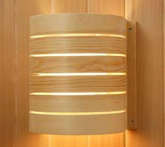 Hanko Birch Shade For Vapor Proof Sauna Wall Light, 2015 Amazon Top Rated Saunas #Lawn&Patio