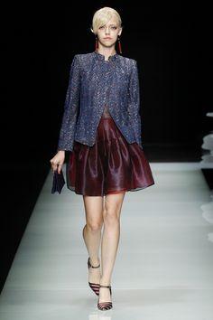 awesome Giorgio Armani Spring Summer 2016 Full Fashion Show  [runway]