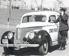 Emergency Vehicles, Police Vehicles, Old Police Cars, Ford V8, Police Uniforms, Work Horses, State Police, Thin Blue Lines, Vintage Pictures