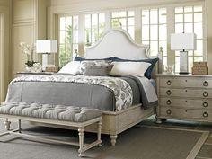 Lexington Oyster Bay Queen Bedroom Group | Baer's Furniture | Bedroom Group Boca Raton, Naples, Sarasota, Ft. Myers, Miami, Ft. Lauderdale, Palm Beach, Melbourne, Orlando, Tampa, Florida
